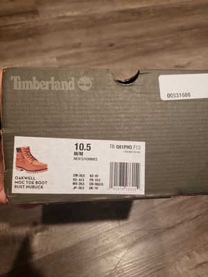 Men timberland boots for Sale in San Mateo, CA