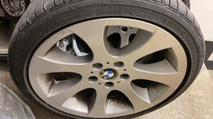 4 OEM BMW Wheels & Tires for Sale in Pittsburgh, PA