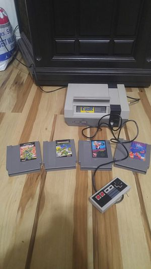 Nes with games for Sale in Bakersfield, CA