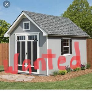 Wanted shed for Sale in Roy, WA