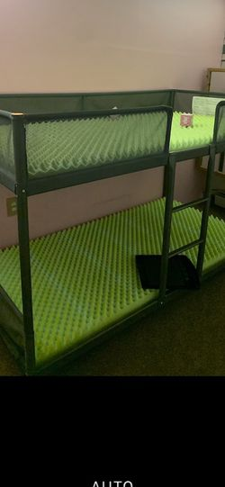 IKEA Twin Bunk Bed Great Condition for Sale in Elmwood Park,  NJ
