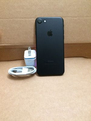 T-Mobile/metro iPhone 7,32gb $170 firm no trade, nothing wrong with them for Sale in Sacramento, CA