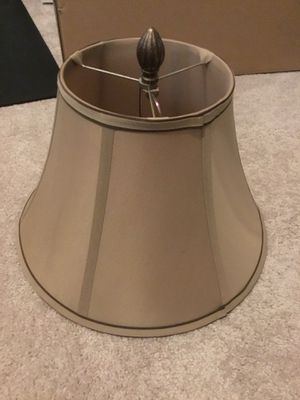 Lamp Shade for Sale in New Hill, NC
