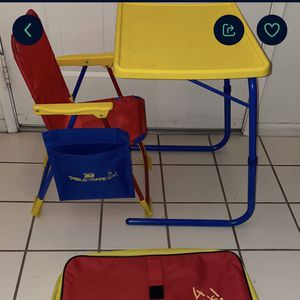 Portable Kids Desk for Sale in Rancho Cucamonga, CA