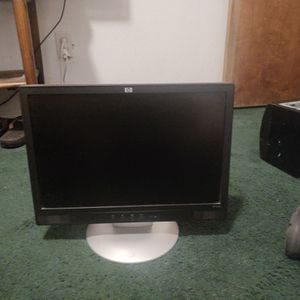 hp 60hz 2007 Monitor for Sale in Chandler, AZ