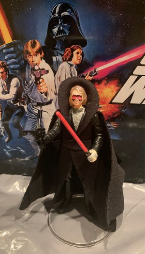 Custom Star Wars Darth SkyWalker 1983 Jedi Luke Vintage71 Kenner for Sale in Gilbert, AZ