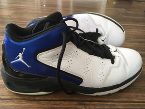 Blue & White Jordan's (Size 13 Men's) for Sale in Nashville, TN