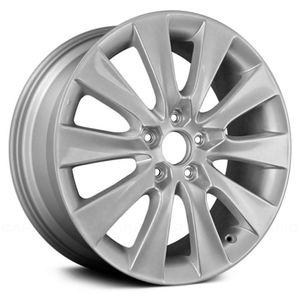 Honda OEM Silver Alloy Wheels 18x8 for Sale in Land O Lakes, FL