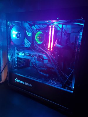 Gaming PC - RGB Custom Build - I7 , RTX 2060 .. for Sale in Long Beach, CA