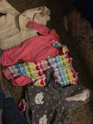 Baby girl clothes for Sale in Del Valle, TX