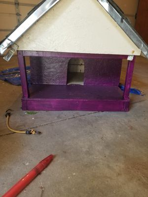 Free sturdy dog house for Sale in Aurora, CO