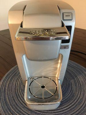 Silver Keurig Single Cup K10 for Sale in Saint Charles, MO