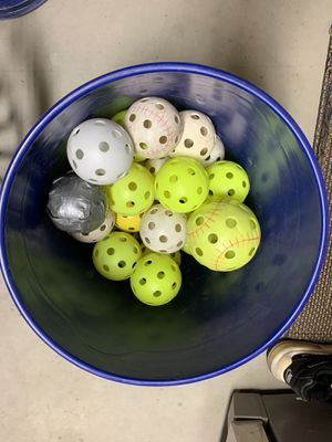 WIFFLE BALLS for Sale in Tulare, CA