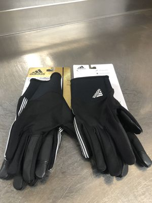 BRAND NEW ADIDAS CLIMAWARM GLOVES for Sale in Laurel, MD
