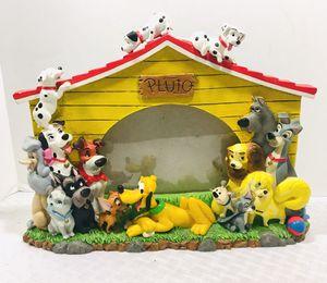 Walt Disney Parks Ceramic Photo Picture Frame Pluto Bobble Head for Sale in Pawtucket, RI