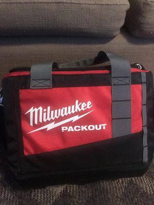Milwaukee tool bag for Sale in Garland, TX