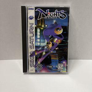 Nights Into Dreams Sega Saturn for Sale in Miami, FL