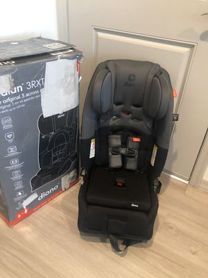Diono 3rxt car seat for Sale in Peoria, AZ