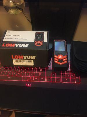 Lomvum LV66U Laser Digital Rangefinder Distance for Sale in Brooklyn, NY