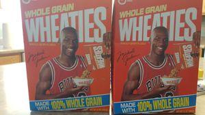 1990 Michael Jordan wheaties box for Sale in Glendale, AZ