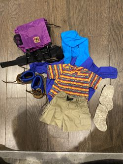 American Girl Backpacking Outfit for Sale in Denver,  CO