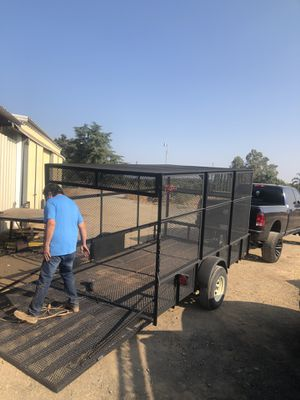 Enclosed trailer for Sale in Stockton, CA