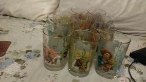 The whole Collection of Shreck Forever After from McDonalds in pristine condition for Sale in Albemarle, NC