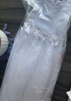 Flower girl dress sz 12 for Sale in Kissimmee, FL