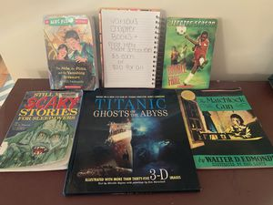 Various Books for Sale in West Springfield, MA