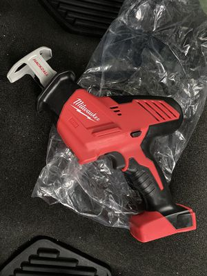 Milwaukee 2625-20 18V Hackzall Reciprocating Saw Sawzall M18 18 Volt New + Blade for Sale in Melbourne, FL