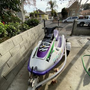 Jetski (Excellent condition) With trailer trade for a TV or dirtbike for Sale in Los Angeles, CA
