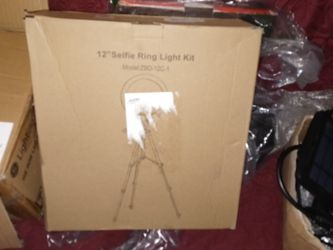 12 Inch Selfie Ring Light for Sale in Columbus,  OH