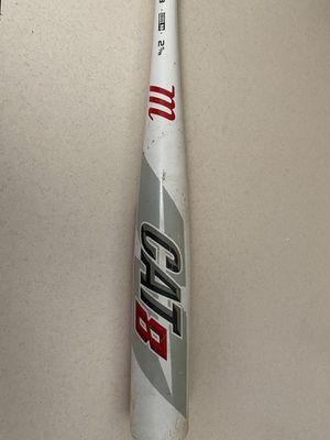 Marucci CAT8 32/29 BBCOR baseball bat for Sale in Renton, WA