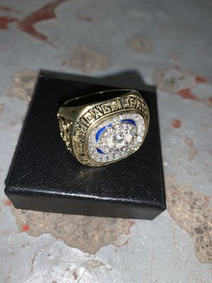 Chicago Bears Champ Rings for Sale in Brookline, MA