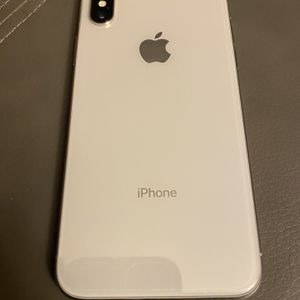IPhone X White Color for Sale in Corona, CA