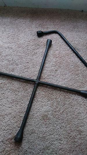 Four-way lug wrench for Sale in Marietta, GA