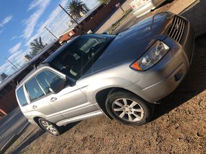 2008 Subaru forester for Sale in Tucson, AZ