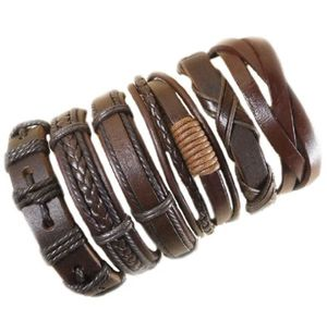UNISEX 6 Layer Leather Bracelet ❤️ON SALE❤️ for Sale in Dallas, TX