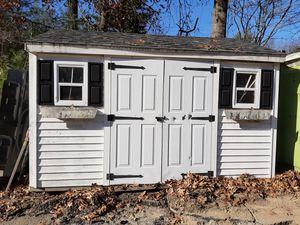 Vinyl Shed with windows 10'x12' for Sale in Pelham, NH