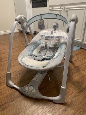 Ingenuity baby swing. for Sale in La Mesa, CA