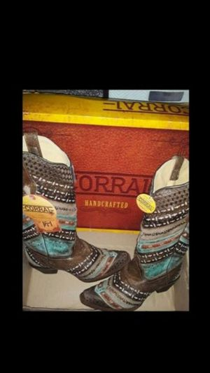NEW- Women's Corral boots for Sale in Modesto, CA