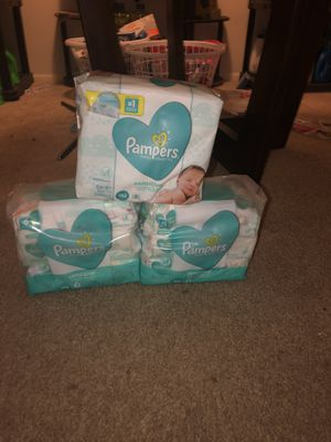 Pampers wipes for Sale in Southgate, MI