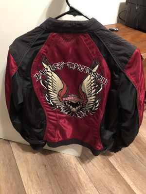 Original Harley Davidson Women's Jacket. for Sale in Katy, TX