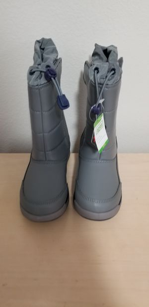 NEW Lands Ends Girls Winter Boots Size 1 for Sale in Orlando, FL
