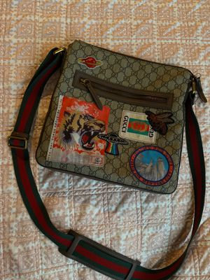 Gucci Supreme CC Courrier Messenger for Sale in Kenneth City, FL