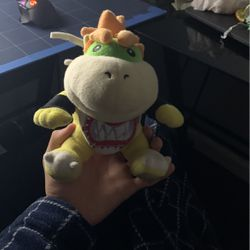 Bowser Jr Plushie for Sale in Sylmar,  CA