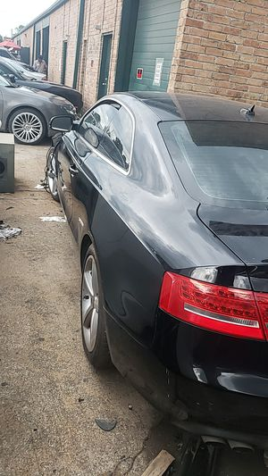 2010 audi A5 parts only for Sale in Houston, TX