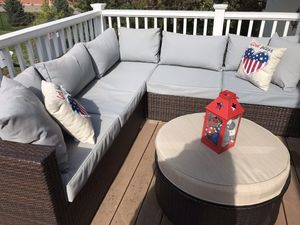 Wicker Patio Furniture for Sale in Savage, MN