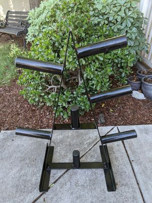 OLYMPIC WEIGHT TREE LIKE NEW$80 FIRM NO OFFERS PLEASE for Sale in Stockton, CA