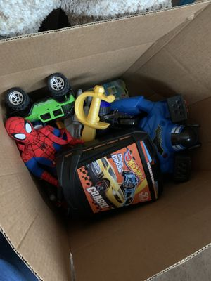 Box of Boy Toys for Sale in Antioch, CA